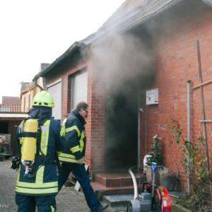 Defekter Gefrierschrank sorgt für Kellerbrand
