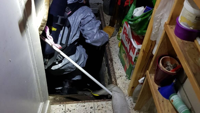 Keller steht komplett unter Wasser