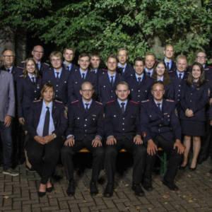 Jahreshauptversammlung der Südlohner Feuerwehr